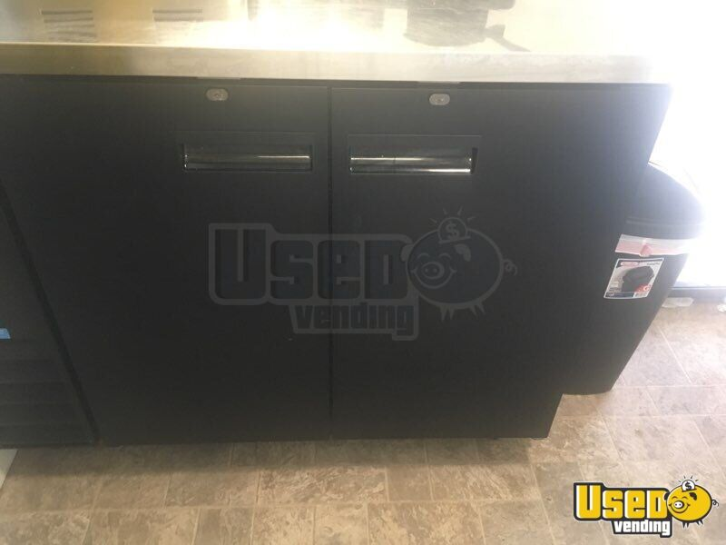 2018 Food Concession Trailer Kitchen Food Trailer Exhaust Fan Ohio for Sale - 17