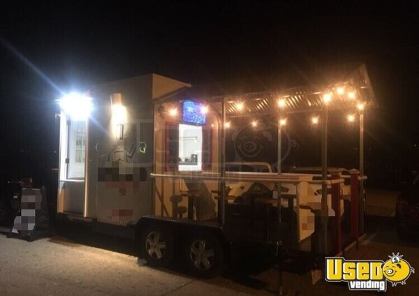 2018 Food Concession Trailer Kitchen Food Trailer Ohio for Sale