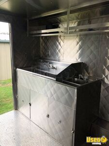 2018 Food Concession Trailer Kitchen Food Trailer Oven Texas for Sale