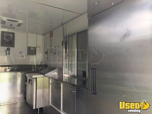 2018 Food Concession Trailer Kitchen Food Trailer Propane Tank Florida for Sale