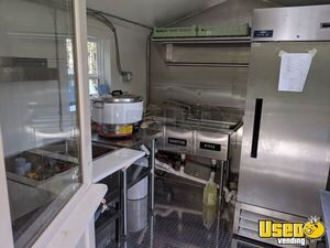 2018 Food Concession Trailer Kitchen Food Trailer Propane Tank Maine for Sale