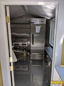 2018 Food Concession Trailer Kitchen Food Trailer Reach-in Upright Cooler Maine for Sale