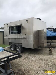 2018 Food Concession Trailer Kitchen Food Trailer Texas for Sale