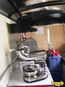 2018 Food Concession Trailer Snowball Trailer Concession Window Ohio for Sale