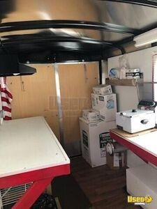 2018 Food Concession Trailer Snowball Trailer Flatgrill Ohio for Sale