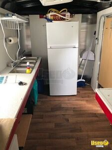 2018 Food Concession Trailer Snowball Trailer Hot Water Heater Ohio for Sale