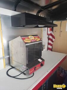 2018 Food Concession Trailer Snowball Trailer Refrigerator Ohio for Sale