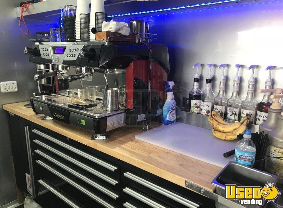 2018 Freedom Trailer Beverage - Coffee Trailer Espresso Machine Ohio for Sale - 13