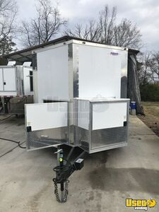 2018 Freedom Trailer Beverage - Coffee Trailer Exterior Customer Counter Ohio for Sale