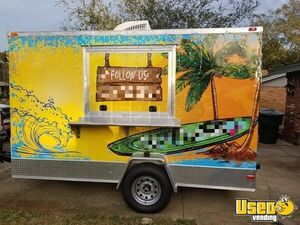 2018 Ice Cream Trailer Air Conditioning Florida for Sale