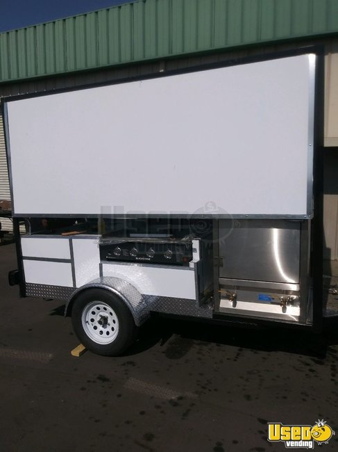 2018 Kitchen Food Trailer California for Sale