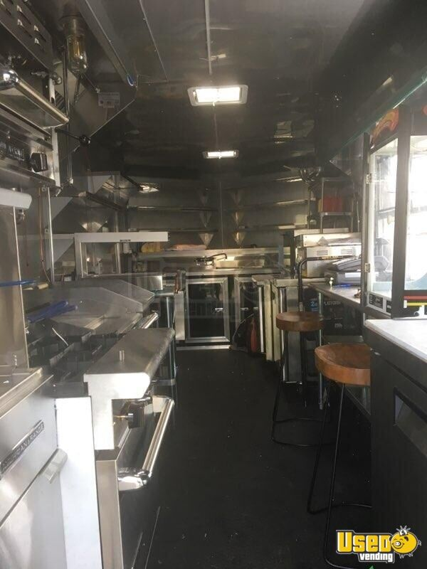2018 Kitchen Food Trailer Concession Window New York for Sale - 3