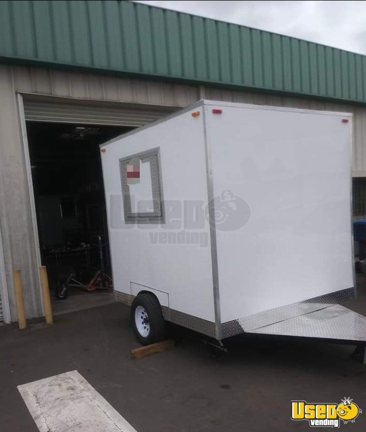 2018 Kitchen Food Trailer Exhaust Hood California for Sale - 11