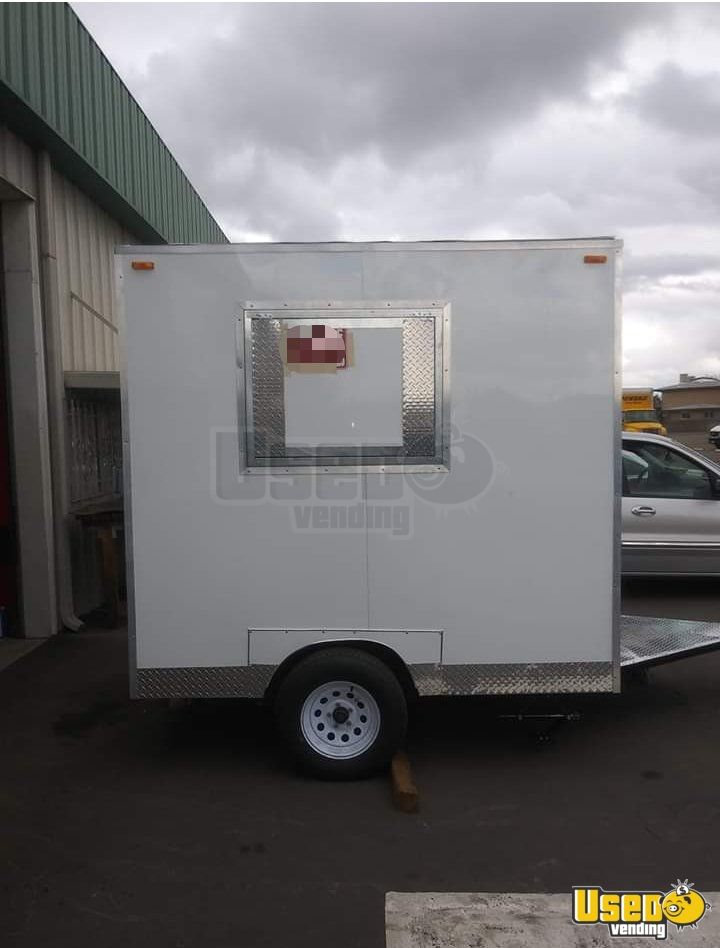 2018 Kitchen Food Trailer Fryer California for Sale - 10