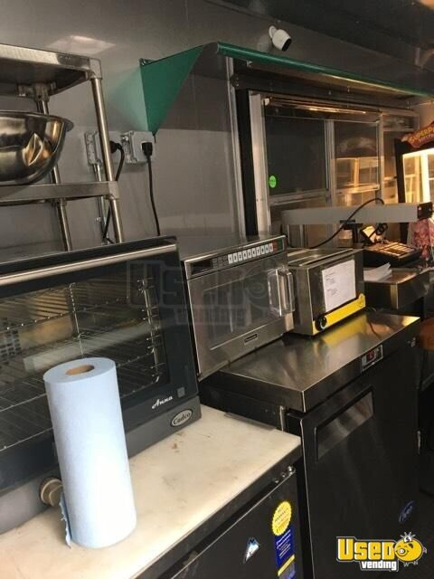2018 Kitchen Food Trailer Generator New York for Sale - 9
