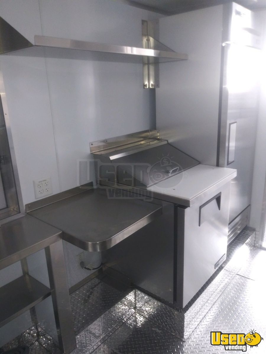 2018 Kitchen Food Trailer Stovetop California for Sale - 7