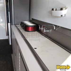 2018 Mk202-8 Kitchen Concession Trailer Kitchen Food Trailer Insulated Walls Wyoming for Sale