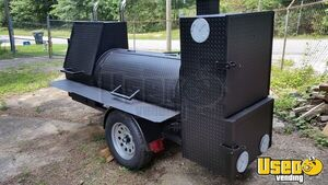 2018 New Open Bbq Smoker Trailer Chargrill Georgia for Sale