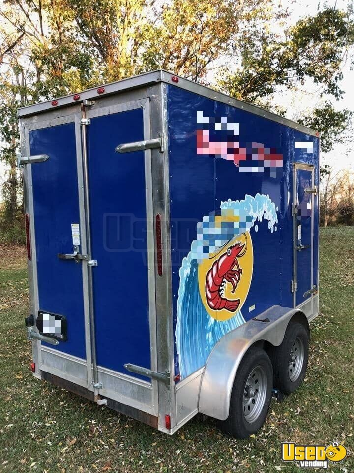 2018 Cynergy Advanced Ccl Refrigerated Cargo Trailer