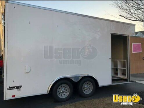 2018 Pace Journey Mobile Boutique Truck Spare Tire Pennsylvania for Sale - 2