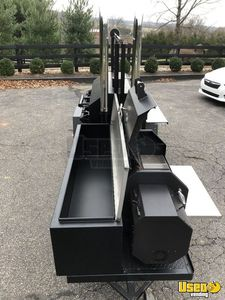 2018 Peoria Mmof/yoder Ys 640 Pellet Grill Open Bbq Smoker Trailer 6 New Jersey for Sale
