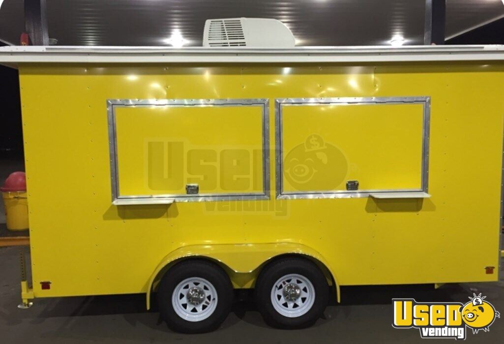 2018 Snowball Trailer Snowball Trailer Deep Freezer Alabama for Sale - 5