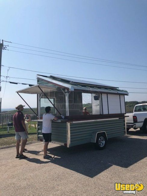 2018 Solarcart Company All-purpose Food Trailer Concession Window New York for Sale