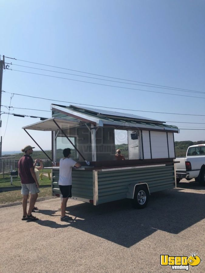 2018 Solarcart Company All-purpose Food Trailer Concession Window New York for Sale - 2