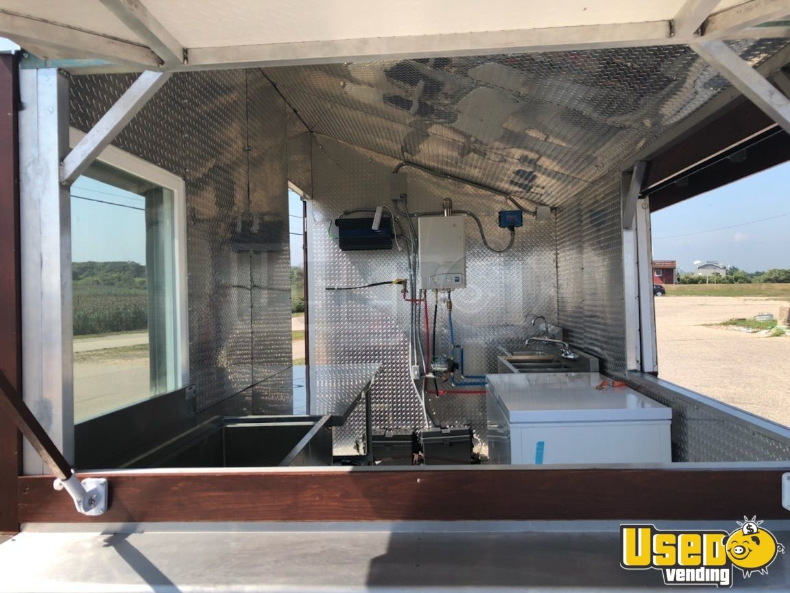 2018 Solarcart Company All-purpose Food Trailer Insulated Walls New York for Sale - 5
