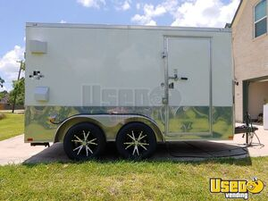 2018 Spartan 7x12 Ice Cream Truck Generator Texas for Sale