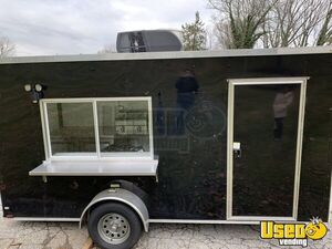 2018 Street Food Concession Trailer Concession Trailer Air Conditioning Maryland for Sale
