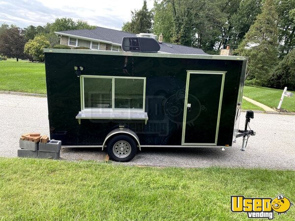 2018 Street Food Concession Trailer Concession Trailer Maryland for Sale
