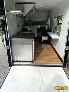 2018 Street Food Concession Trailer Concession Trailer Removable Trailer Hitch Maryland for Sale