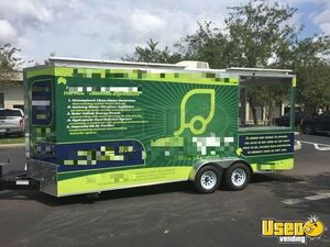 2018 Titan Beverage - Coffee Trailer Air Conditioning Florida for Sale