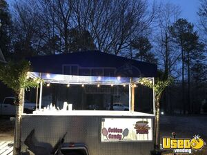 2018 Utility Food Concession Trailer Concession Trailer Awning Virginia for Sale
