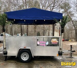 2018 Utility Food Concession Trailer Concession Trailer Removable Trailer Hitch Virginia for Sale