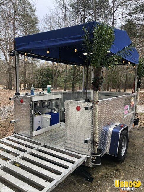 2018 Utility Food Concession Trailer Concession Trailer Virginia for Sale
