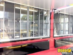 2018 Wood-fired Pizza Concession Trailer Pizza Trailer Concession Window Texas for Sale