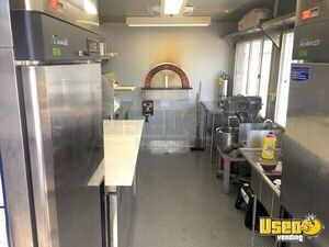 2018 Wood-fired Pizza Concession Trailer Pizza Trailer Propane Tank Texas for Sale