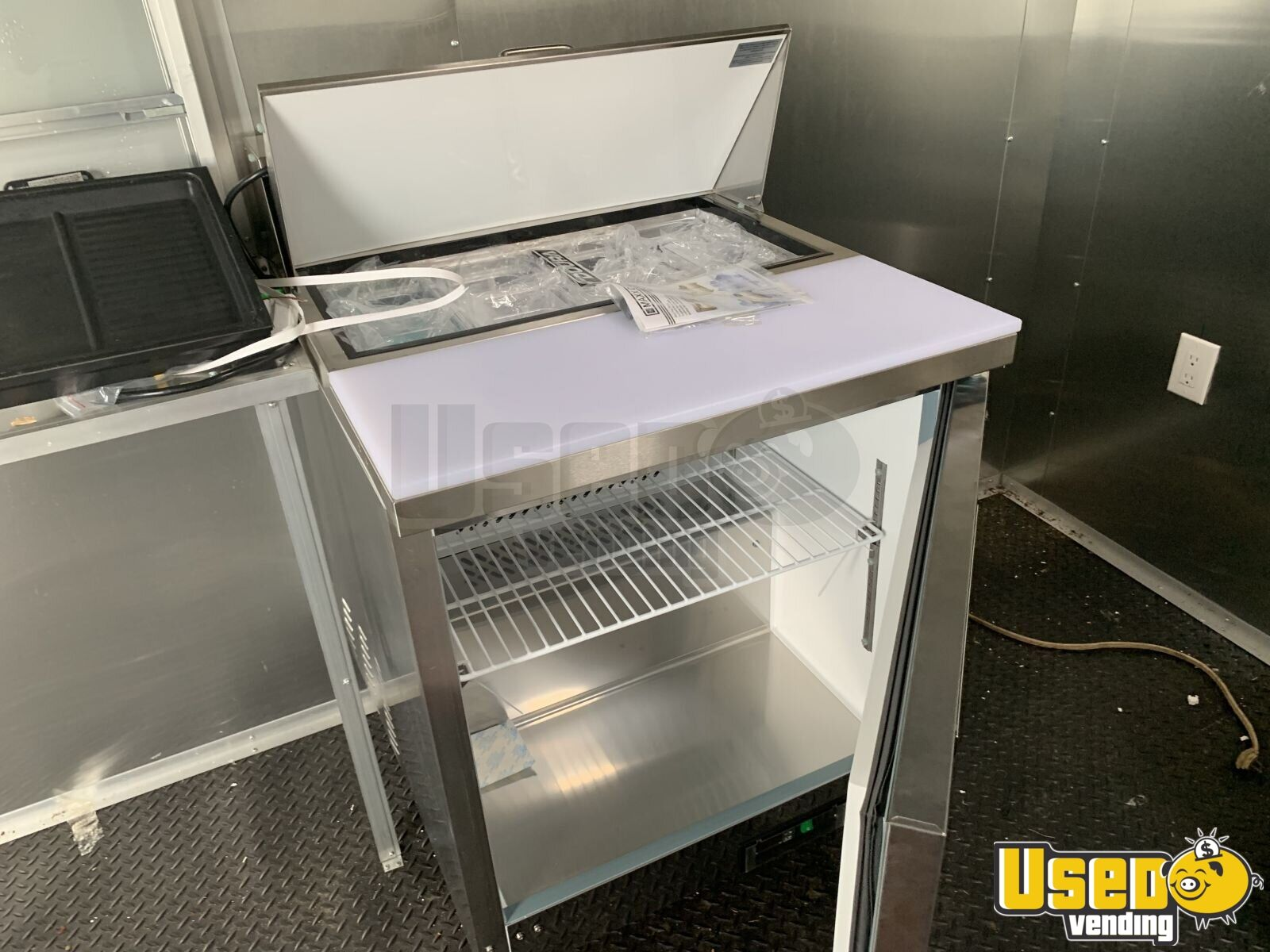 2018 Wow Cargo Trailer All-purpose Food Trailer Exterior Customer Counter Tennessee for Sale - 6