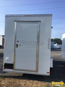 2019 6x12 Single Axle All-purpose Food Trailer Air Conditioning Georgia for Sale