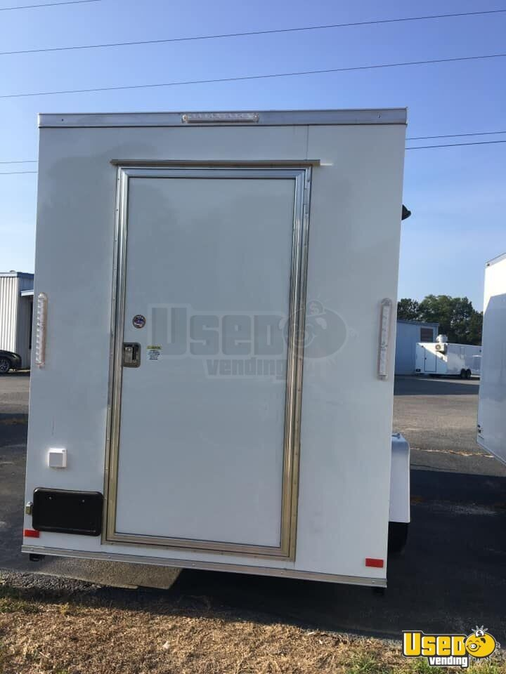 2019 6x12 Single Axle All-purpose Food Trailer Air Conditioning Georgia for Sale - 2