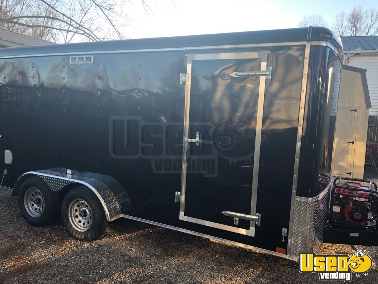 2019 All-purpose Food Trailer Concession Window Kentucky for Sale - 2