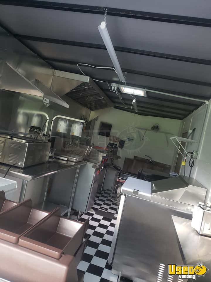2019 All-purpose Food Trailer Flatgrill New Jersey for Sale - 8
