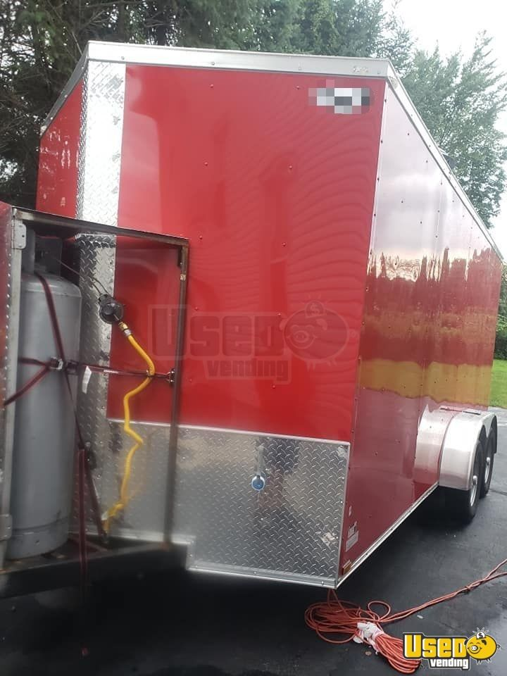 2019 All-purpose Food Trailer Generator New Jersey for Sale - 4