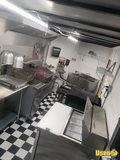 2019 All-purpose Food Trailer Refrigerator New Jersey for Sale