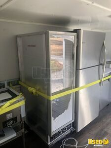 2019 Barbecue Concession Trailer Barbecue Food Trailer Insulated Walls Mississippi for Sale