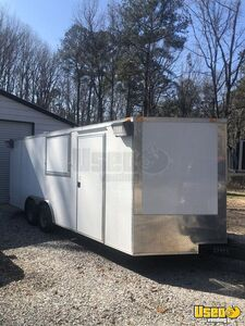 2019 Barbecue Concession Trailer Barbecue Food Trailer Mississippi for Sale