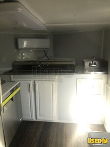 2019 Barbecue Concession Trailer Barbecue Food Trailer Solar Panels Mississippi for Sale