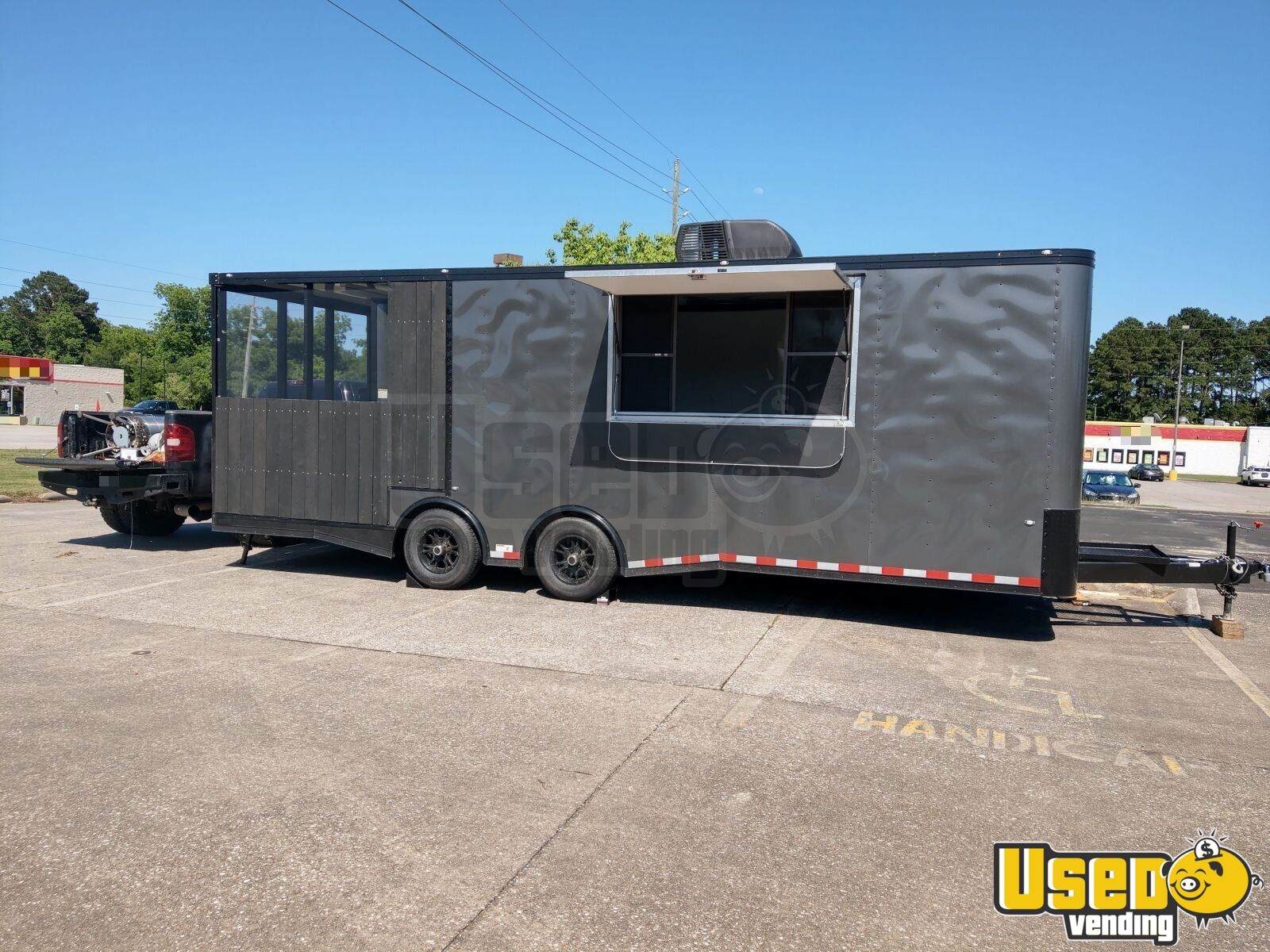 2019 Cargo Craft Concession Trailer Air Conditioning Louisiana for Sale - 2